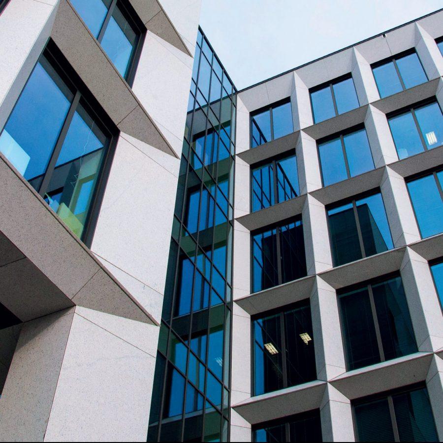 Domaniewska Office Hub,Warszawa, Polska.Inwestor: Spółka PHN SPV 2 Sp. z o.o.