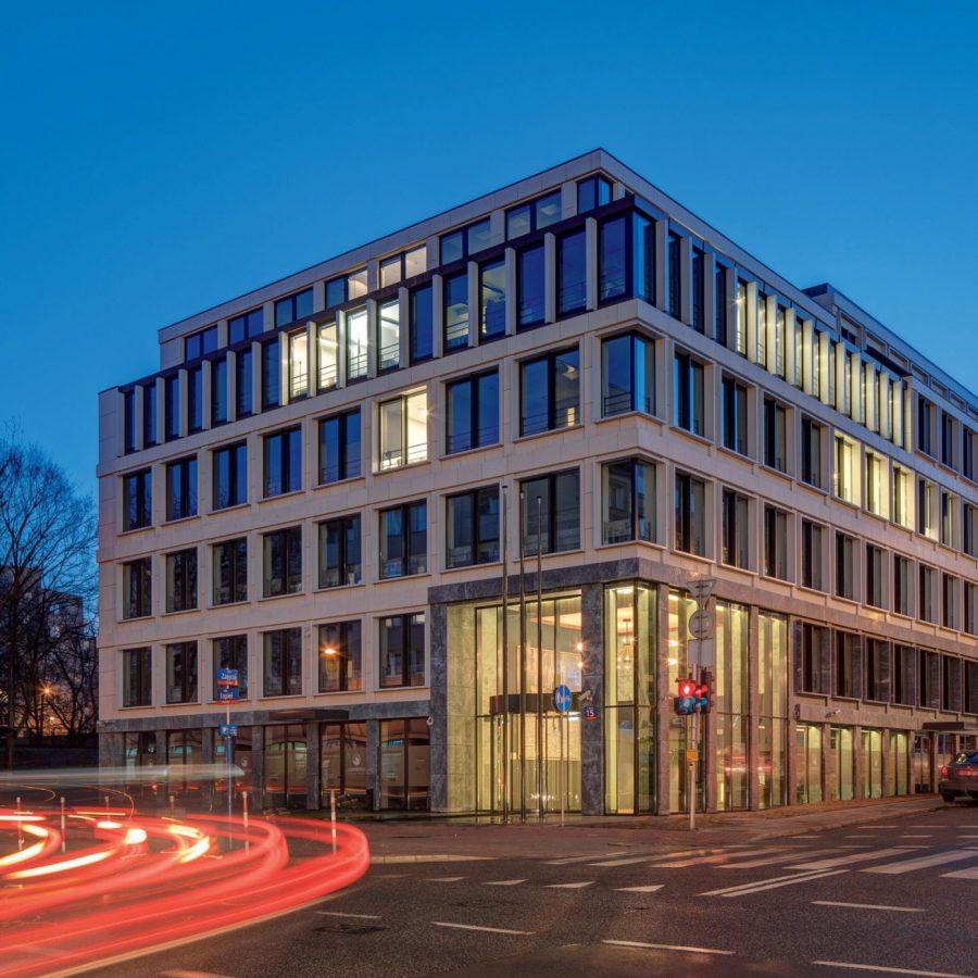 Carpathia Office House, Warszawa, Polska. Inwestor: GD&K Sp. z o.o.