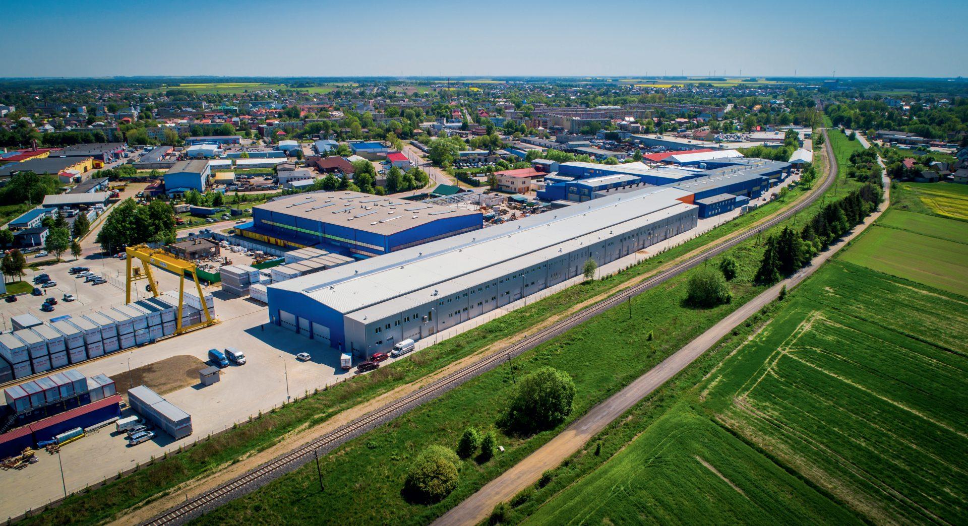 Fabryka Domów Modułowych Unihouse SA