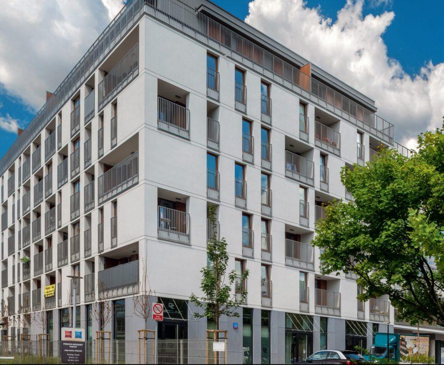 Dom Awangarda, Warszawa, Polska. Inwestor: Unidevelopment SA.