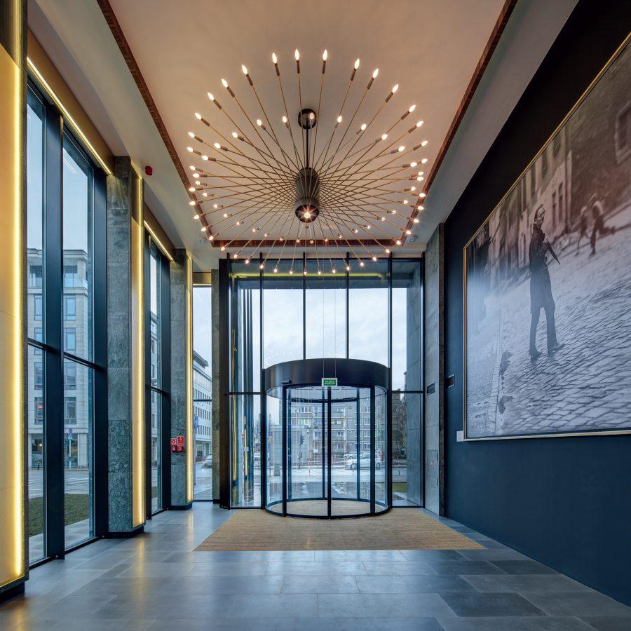 Carpathia Office House, Warszawa, Polska, Inwestor: GD&K Inwestment Sp. z o.o.