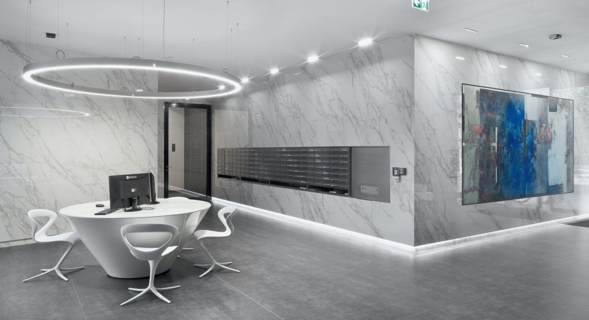 Dzielna 64, Warszawa, Polska. Inwestor: Ochnik Development Sp. z o.o.
